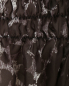 Платье-мини из полиэстера с анималистичным узором Norma Kamali  –  Деталь