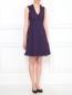 Платье-футляр с V-образным вырезом Sportmax  –  Модель Общий вид
