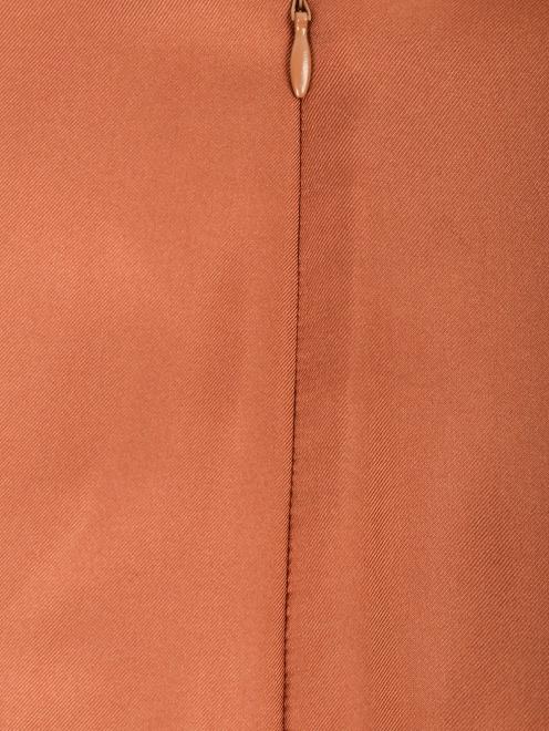 Комбинезон из шелка свободного кроя - Деталь1