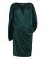 Платье с драпировкой Greta Constantine  –  Общий вид