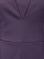 Платье-футляр с V-образным вырезом Sportmax  –  Деталь