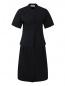 Платье свободного кроя из хлопка Jil Sander  –  Общий вид