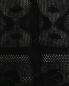 Кардиган из хлопка с ажурным узором Philosophy di Alberta Ferretti  –  Деталь