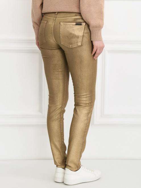 Узкие джинсы - Модель Верх-Низ1