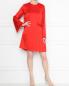 Платье с декором MSGM  –  МодельОбщийВид