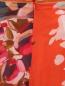 Юбка из хлопка и шелка с цветочным узором Caractere  –  Деталь1