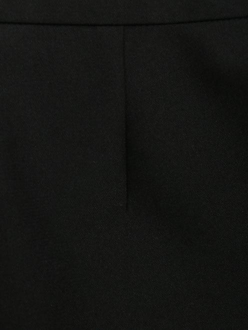 Брюки из шерсти со стрелками  - Деталь1