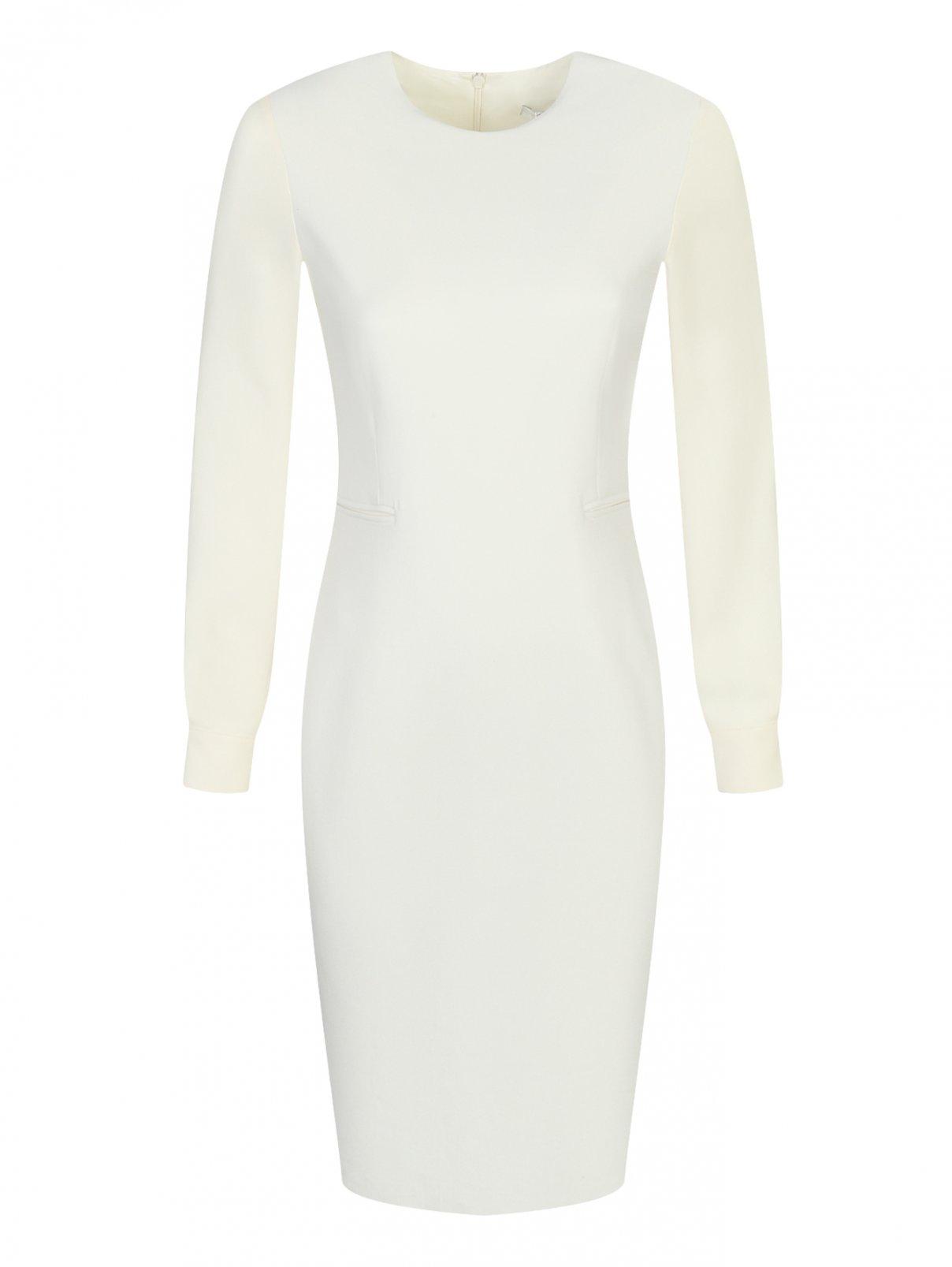 Платье-футляр из шерсти Max Mara  –  Общий вид