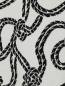 Платье свободного кроя с узором Max Mara  –  Деталь