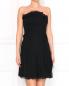 Платье-мини из шелка без бретелей Philosophy di Alberta Ferretti  –  Модель Верх-Низ