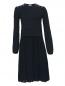 Платье-миди с декоративной отделкой Max&Co  –  Общий вид