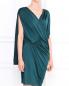 Платье с драпировкой Greta Constantine  –  Модель Верх-Низ