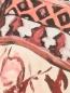 Платьте с узором свободного кроя Alberta Ferretti  –  Деталь