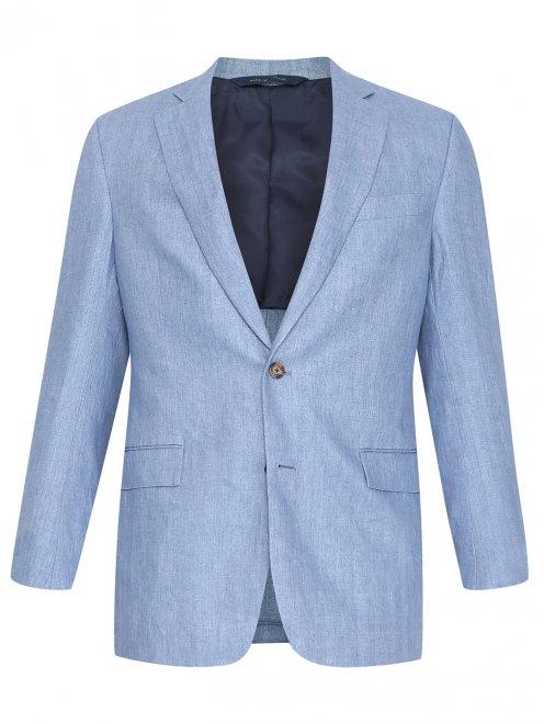 Пиджак из льна - Общий вид