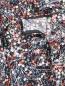 Шелковые брюки с узором Jean Paul Gaultier  –  Деталь1