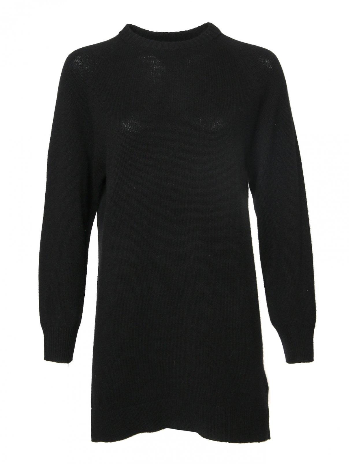 Платье трикотажное из кашемира Theory  –  Общий вид