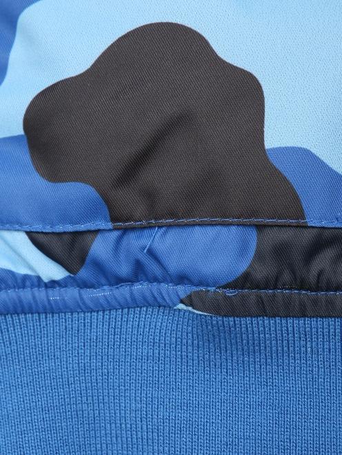 Куртка двухсторонняя с капюшоном - Деталь