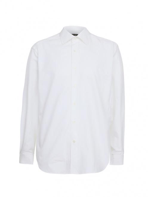 Классическая сорочка из хлопка  - Общий вид