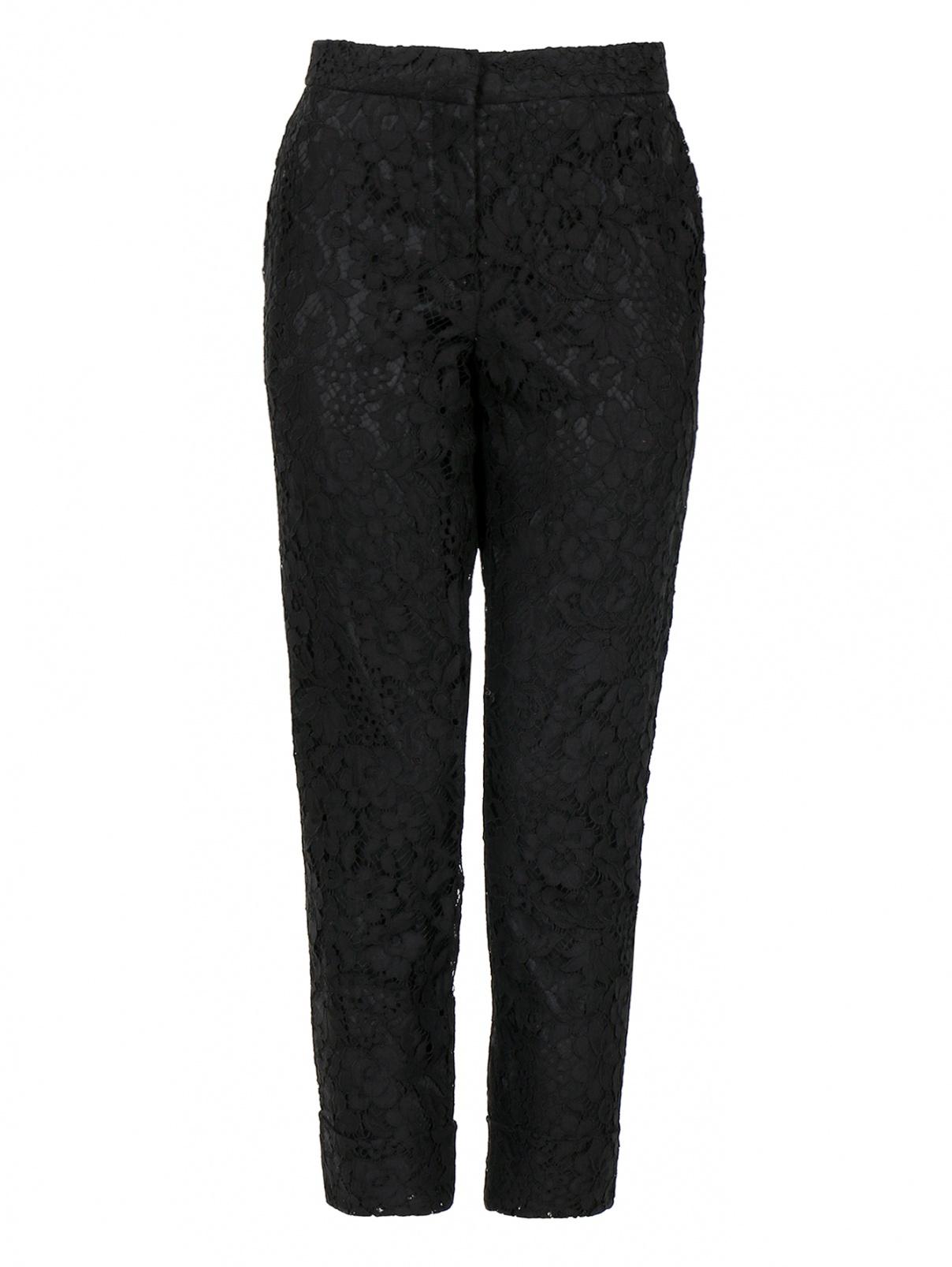 Укороченные кружевные брюки Joseph  –  Общий вид