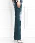 Прямые джинсы с имитацией потертости Alena Akhmadullina  –  Модель Верх-Низ2