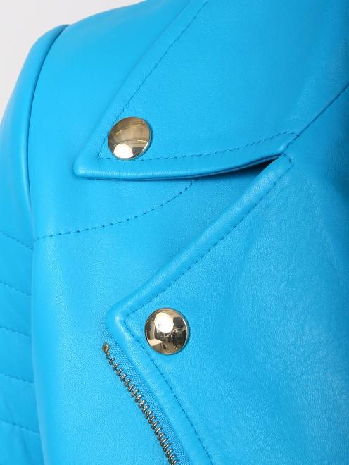 Куртка из кожи - Деталь