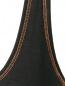 Кроп-топ с узором и контрастной отделкой Calvin Klein Jeans  –  Деталь1