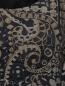 Платье с узором и боковыми карманами Voyage by Marina Rinaldi  –  Деталь