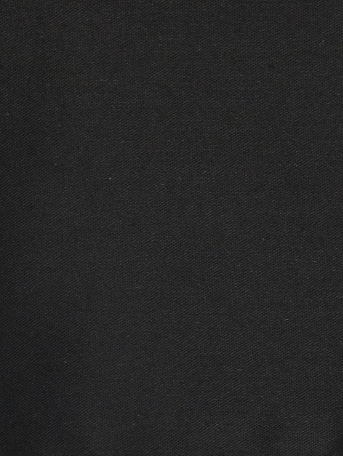 Рубашка хлопковая с бантиком - Деталь