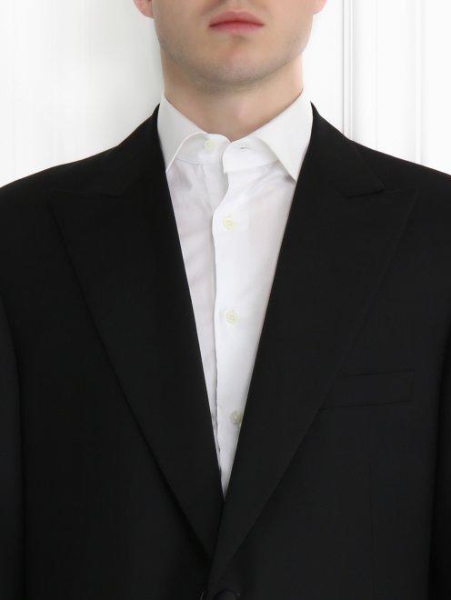 Пиджак из шерсти - Модель Общий вид1