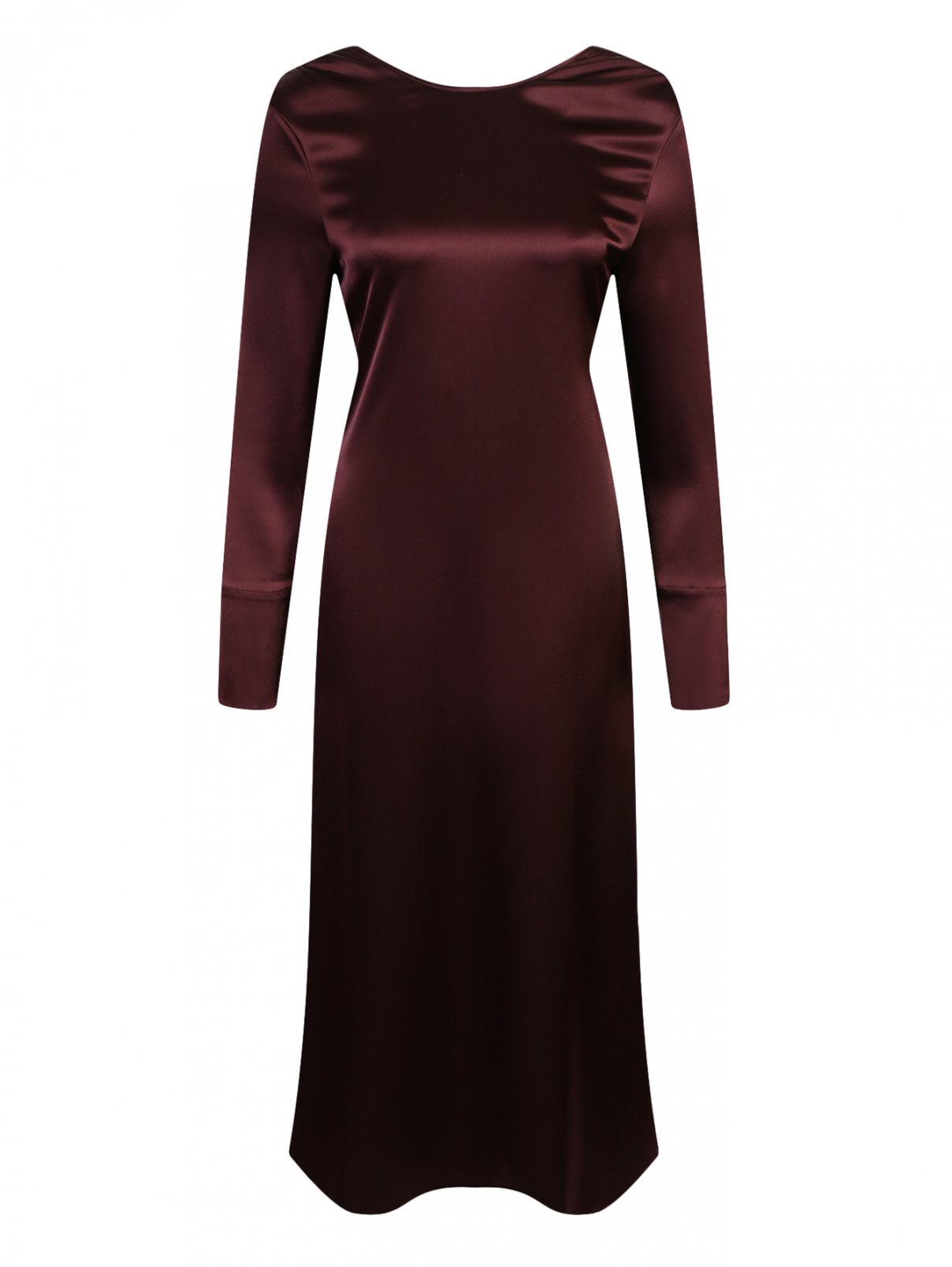 Платье-миди с декоративным бантом на спине Edition10  –  Общий вид