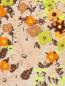 Платье-миди с цветочным узором и декоративной отделкой Andrew GN  –  Деталь