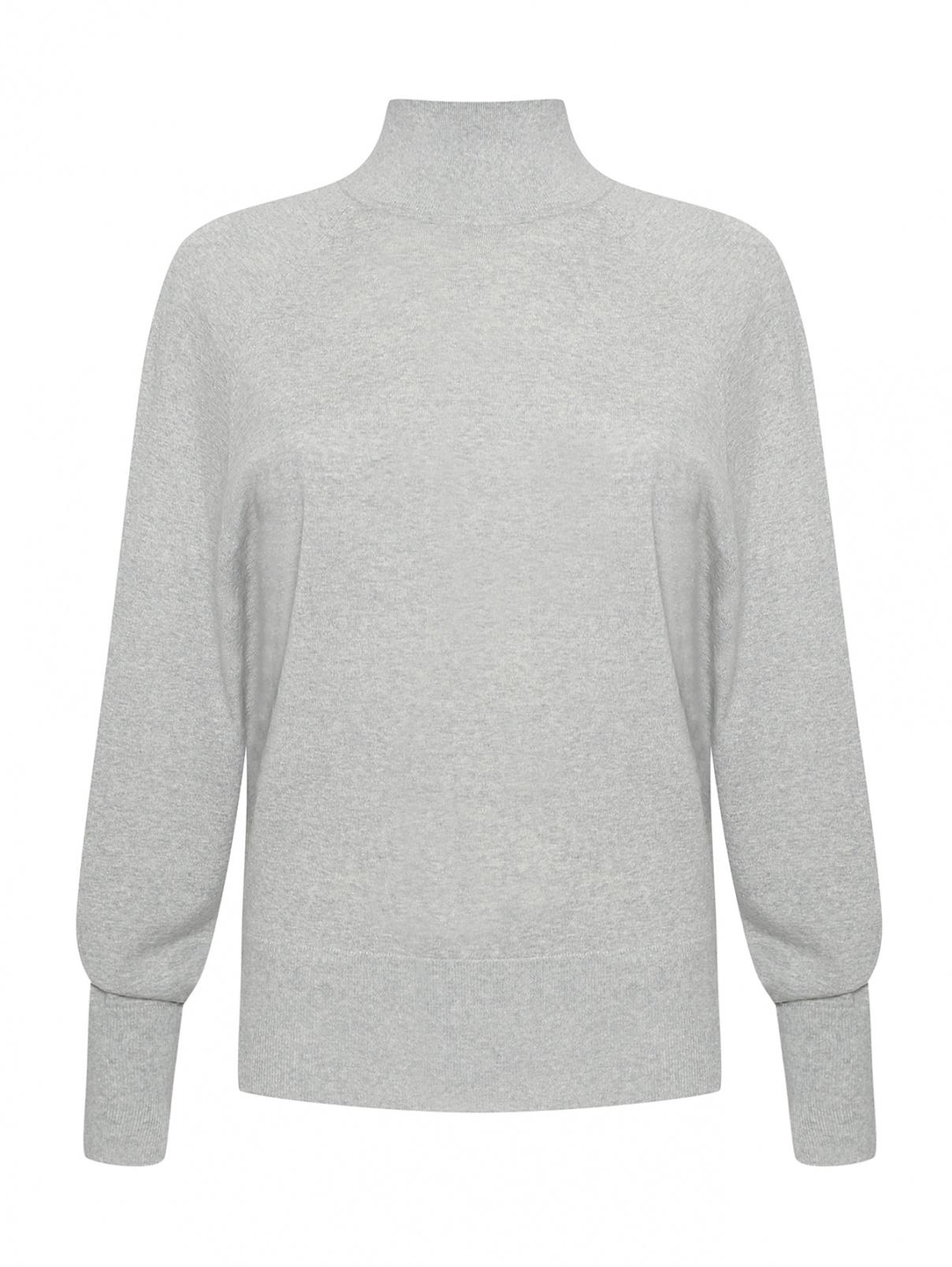Джемпер из шерсти с длинными рукавами Hugo Boss  –  Общий вид
