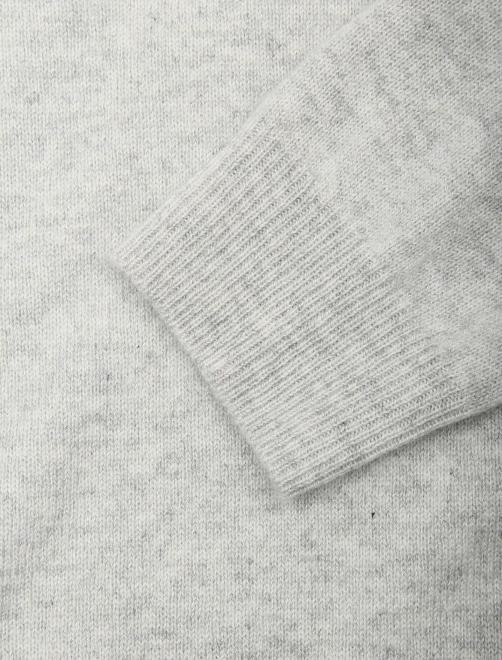 Джемпер с капюшоном из кашемира - Деталь1
