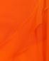 Асимметричное платье-макси из шелка с воланами Alberta Ferretti  –  Деталь