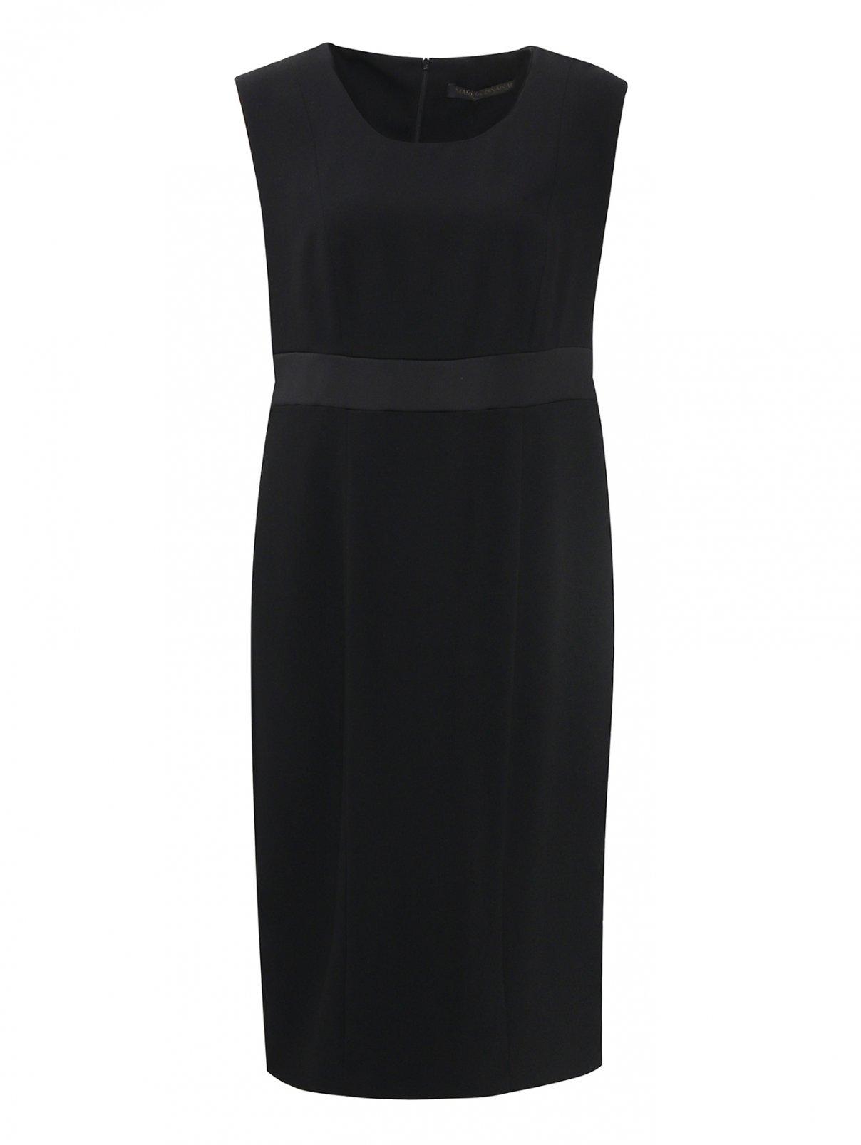 Платье-футляр с дополнительными рукавами Marina Rinaldi  –  Общий вид