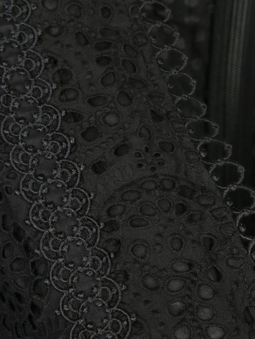 Платье кружевное, из хлопка - Деталь1
