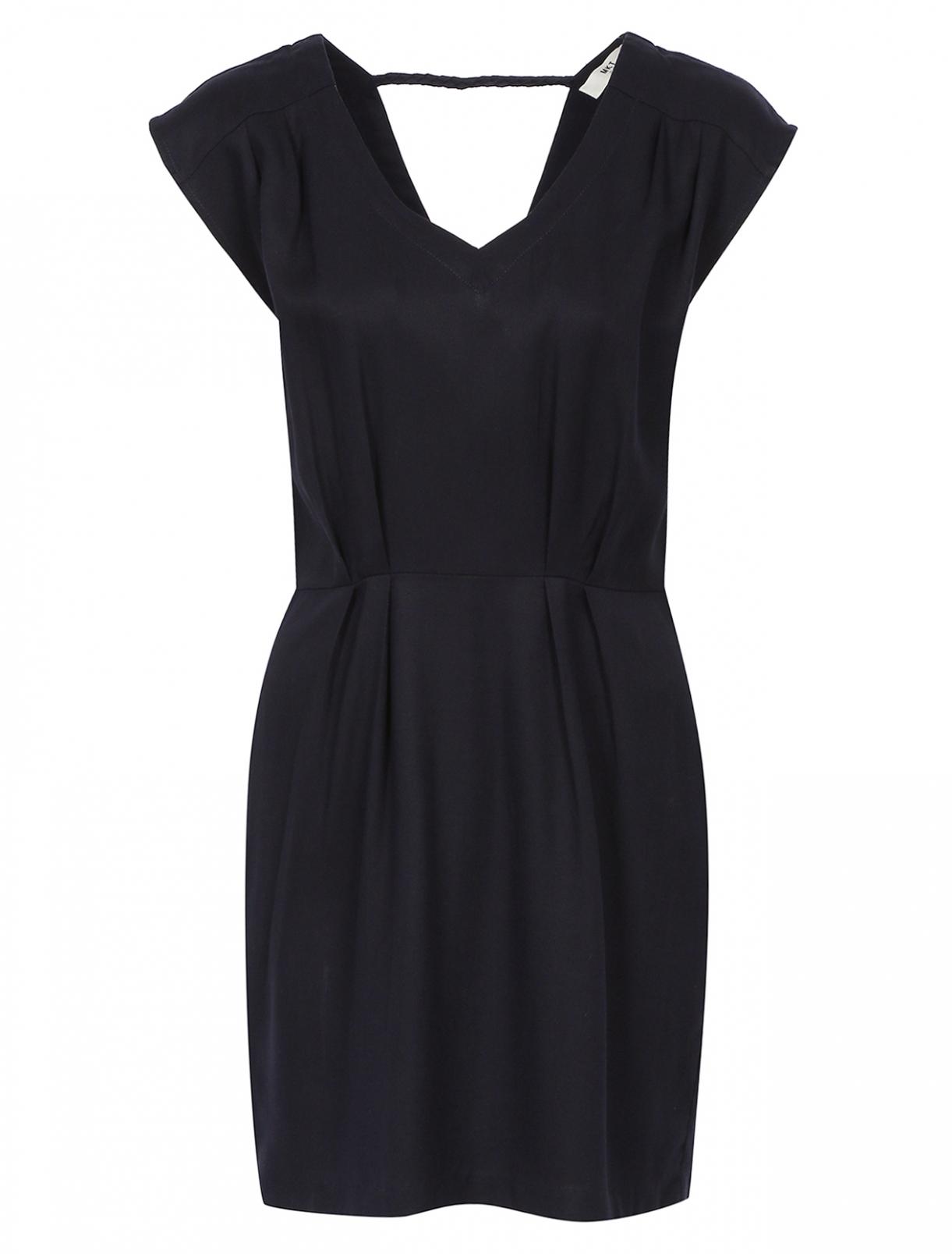 Платье-мини с V-образным вырезом MKT Studio  –  Общий вид