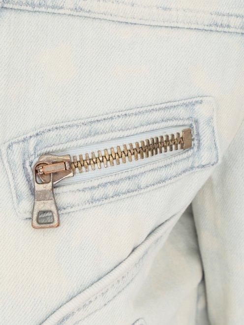 Куртка джинсовая  - Деталь1